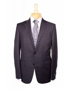 Ermenegildo Zegna suit and tie, Eton dress shirt