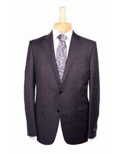 Ermenegildo Zegna suit and tie, Eton dress shirt