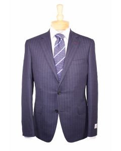 Samuelsohn suit, Eton dress shirt and tie