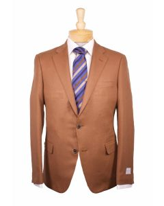 Castangia sport coat, Eton dress shirt and tie