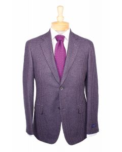 Castangia sport coat, Eton dress shirt and Silvio Fiorello tie
