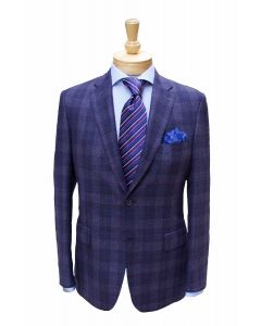 Brioni sport coat and tie, Eton dress shirt