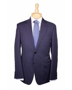 Giorgio Armani suit and tie, Eton dress shirt
