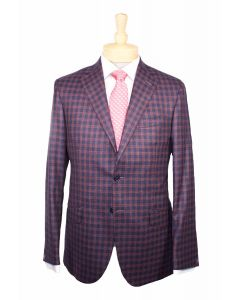 Flannel Bay sport coat, Eton dress shirt and Robert Jensen tie