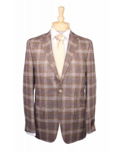 Robert Talbott sport coat and tie, Eton dress shirt.