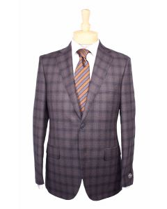 Belvest suit, Eton dress shirt and Ermenegildo Zegna tie