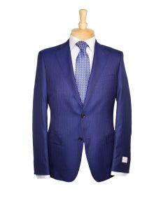 Samuelson suit, Ermenegildo Zegna tie and Eton dress shirt.