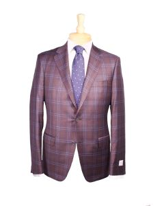 Samuelsohn sport coat, Eton dress shirt and tie