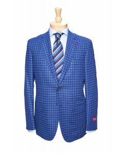 Isaia sport coat and tie, Eton dress shirt