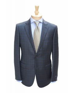 Ermenegildo Zegna sport coat and tie, Eton dress shirt