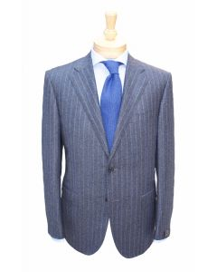 Corneliani wool suit, Eton dress shirt and Paolo Albizzati tie
