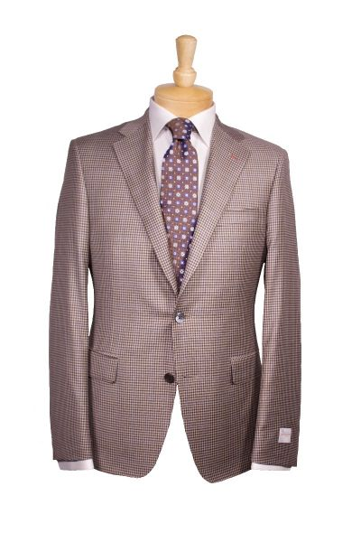 Samuelson sport coat, Ermenegildo Zegna tie and Eton dress shirt