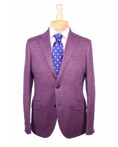 Etro sport coat, Eton dress shirt and Silvio Fiorello tie