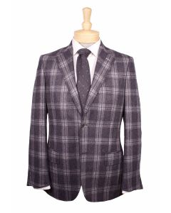 Sartore sport coat, Eton dress shirt and Paolo Albizzatti tie