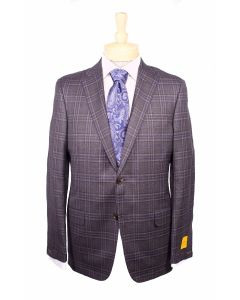 Hickey Freeman sport coat, Eton dress shirt and Silvio Fiorello tie