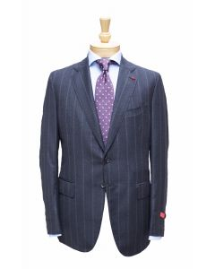 Isaia suit and tie, Eton dress shirt