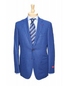 Isaia sport coat and tie, Eton dress shirt