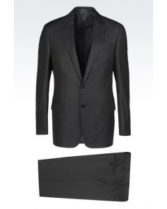 Armani Soft Wool And Silk Suit